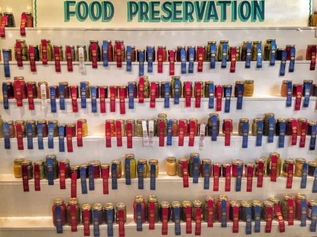 Award Winning Preserves at Neshoba County Fair
