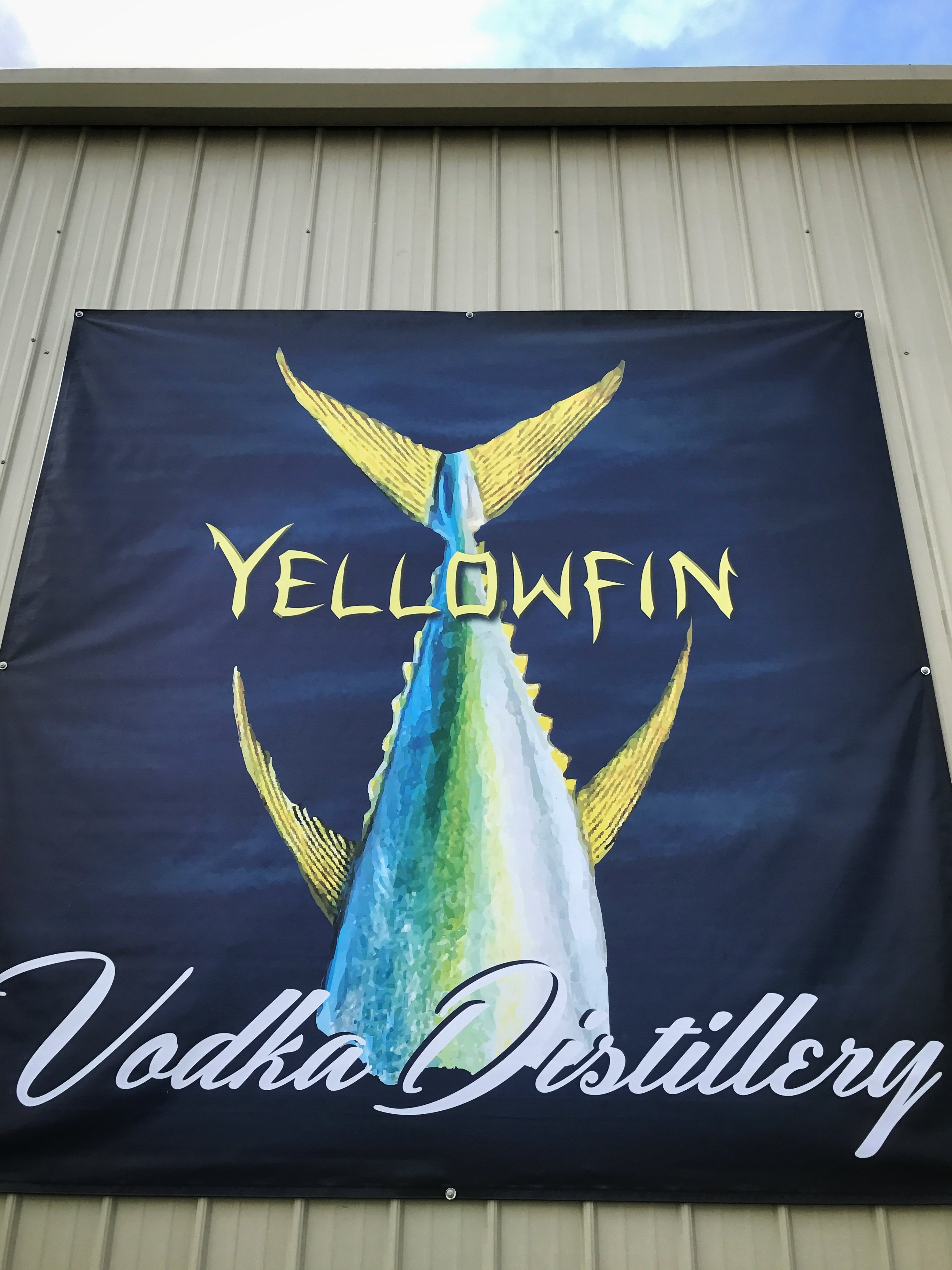 Why You Need Yellowfin Vodka In Your Bar and How To Get It