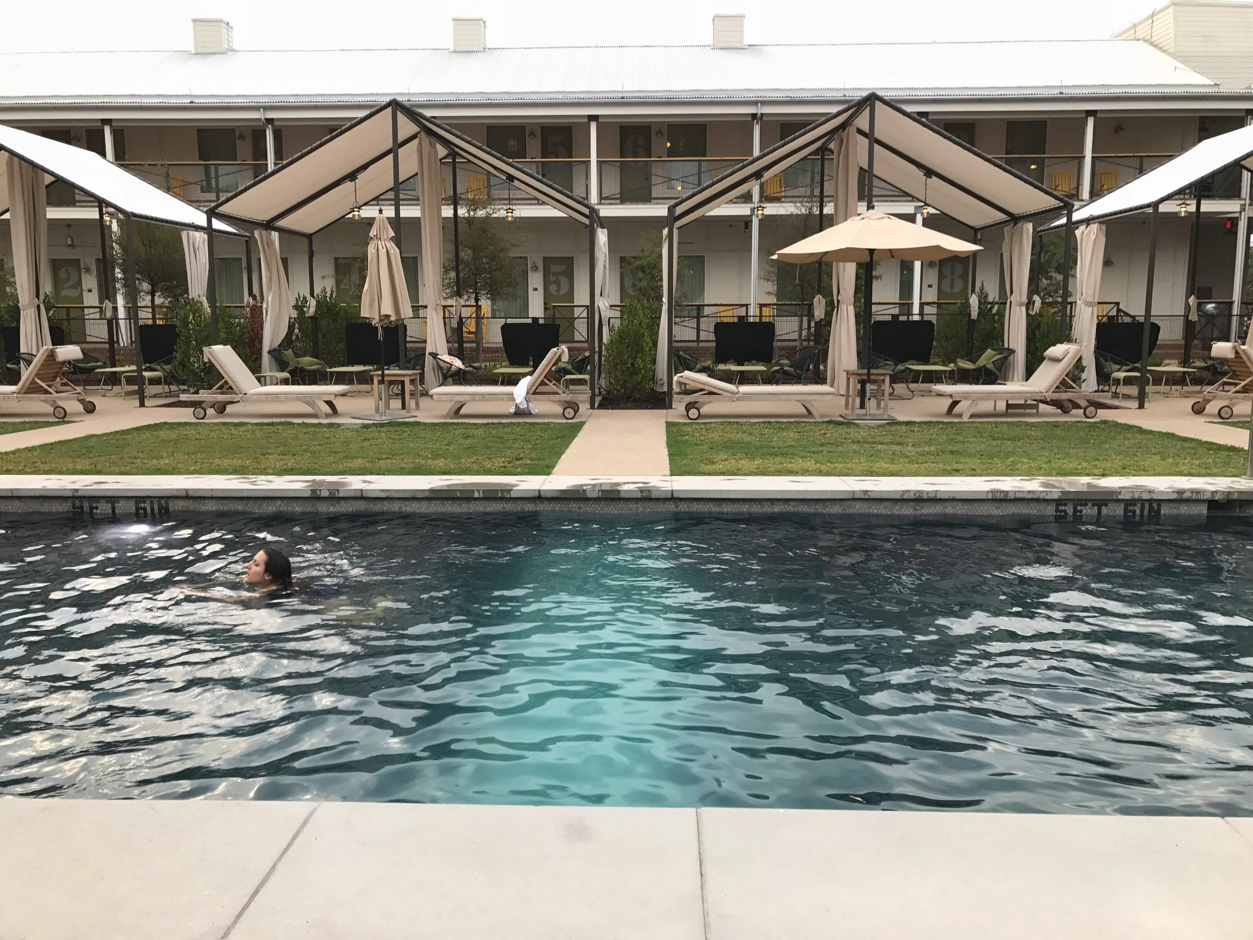 the coolest pool in College Station