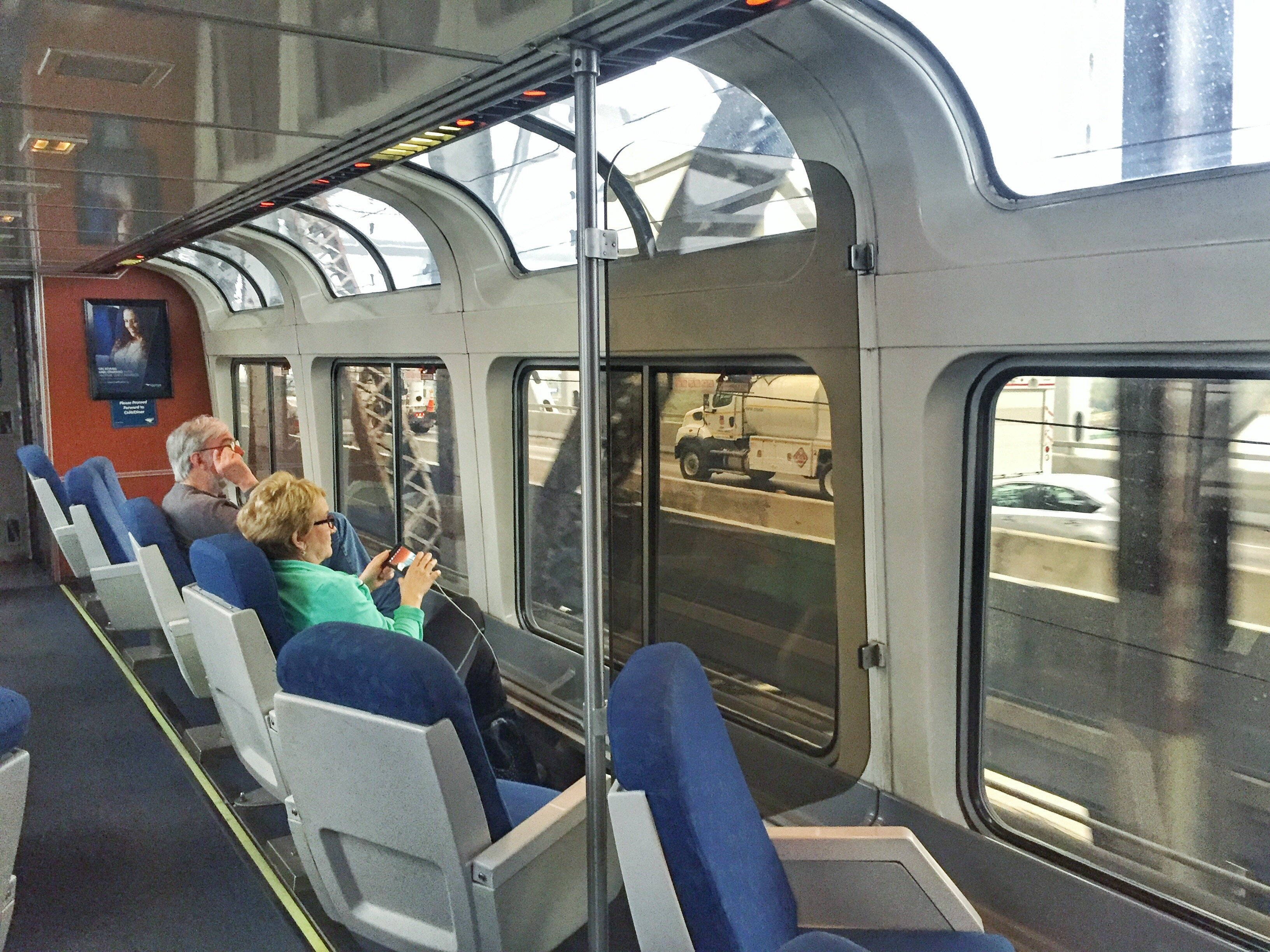 All Aboard Amtrak's Sunset Limited: Los Angeles to New Orleans