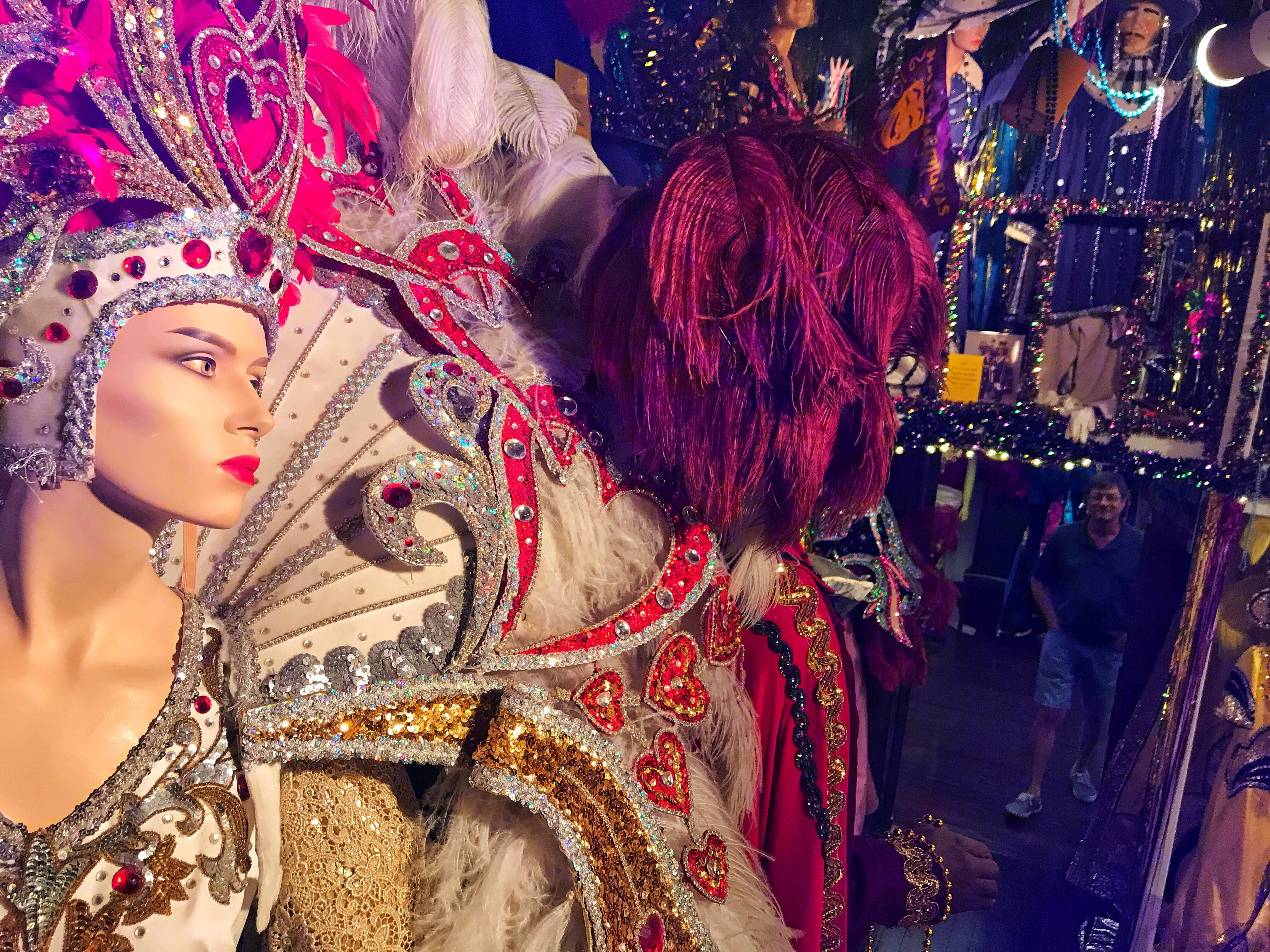 Kickoff Carnival With A Visit to the World's Largest Mardi Gras Museum