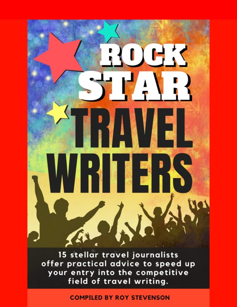 Rockstar Travel Writer Book