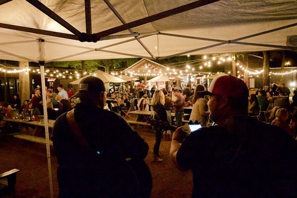 live music on Free State Cellars patio